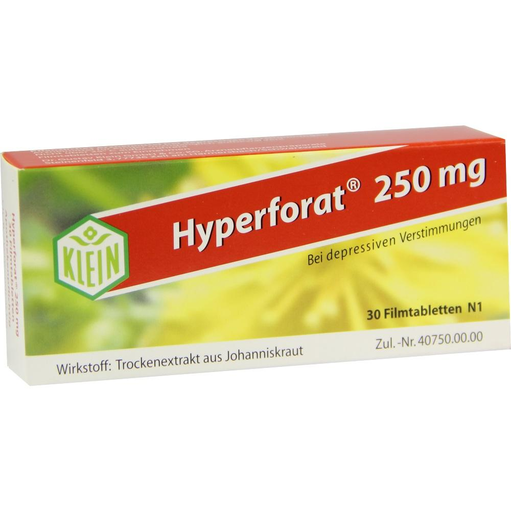 04004578, Hyperforat 250mg, 30 ST