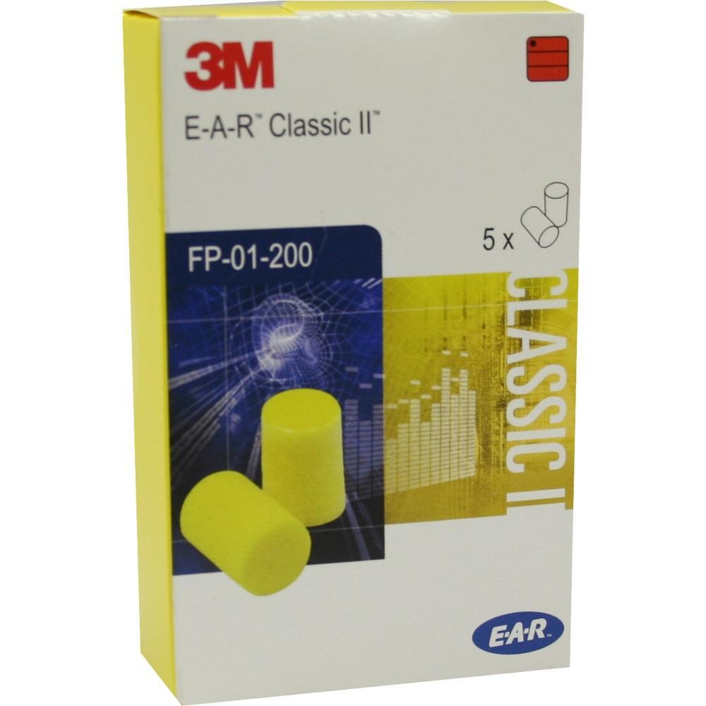 04012566, EAR CLASSIC II GEHOERSCHUTZSTOEPSEL, 10 ST