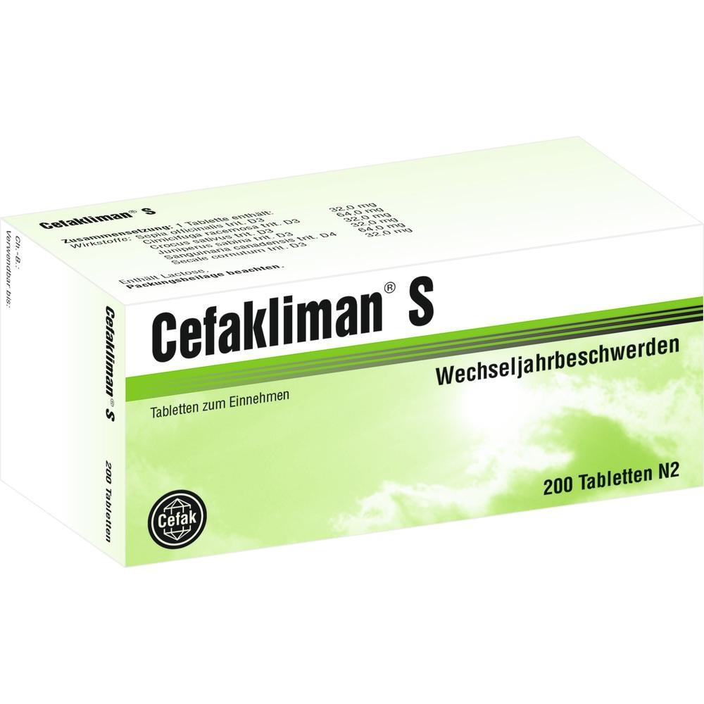 04041361, Cefakliman S, 200 ST