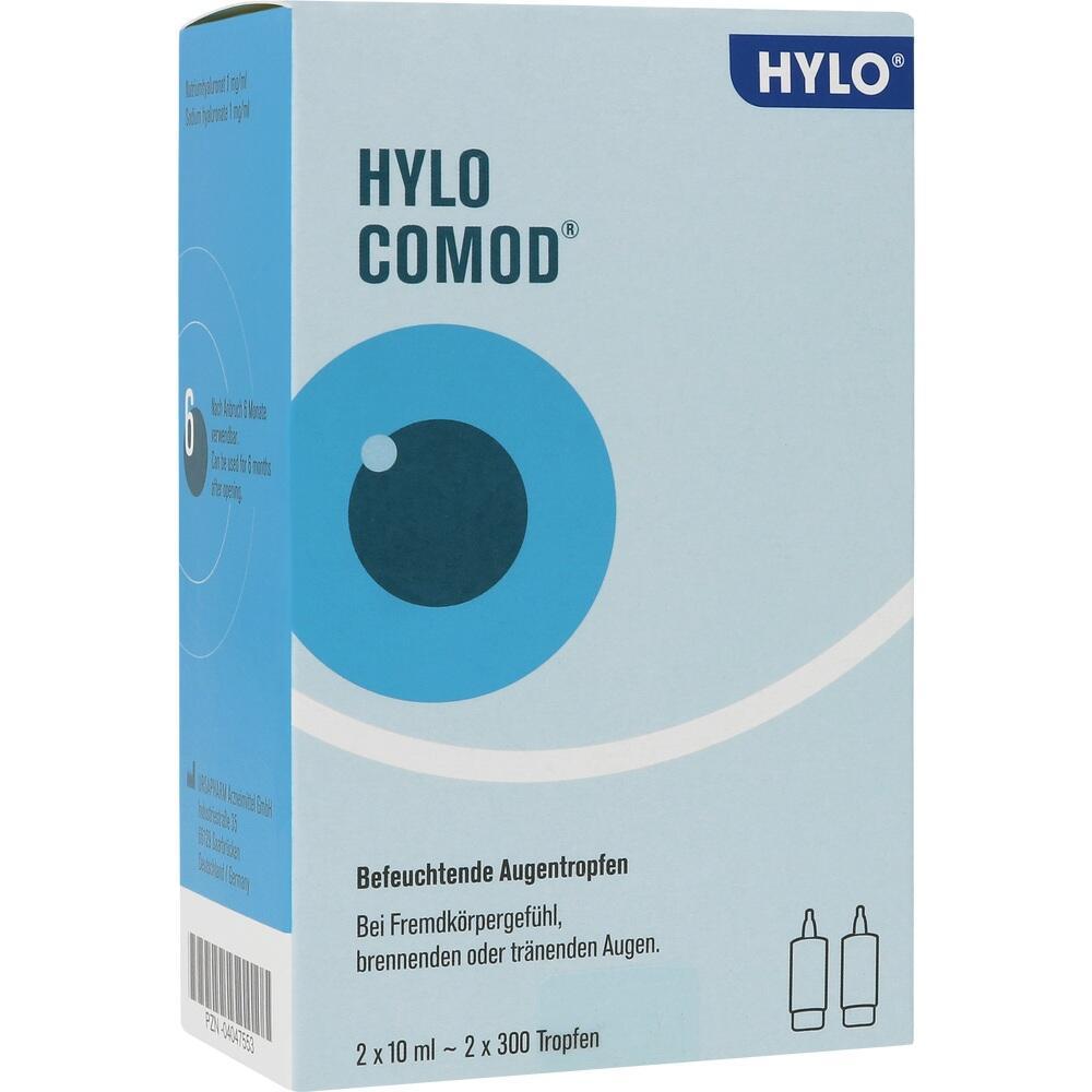 04047553, Hylo-Comod, 2X10 ML
