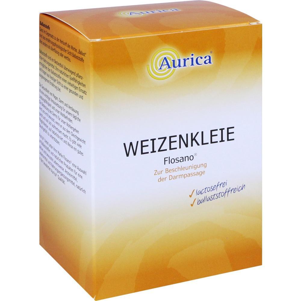 04083589, Weizenkleie, 500 G