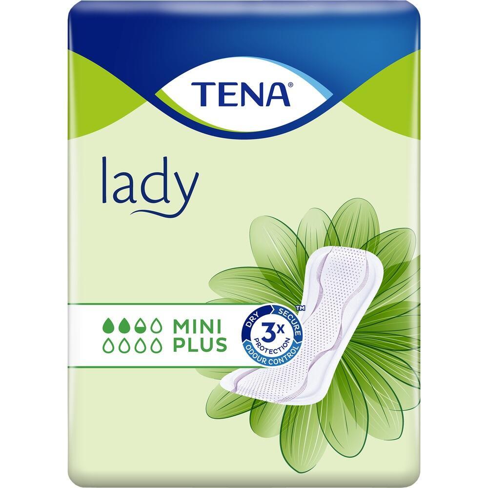 04114077, TENA Lady mini plus, 16 ST