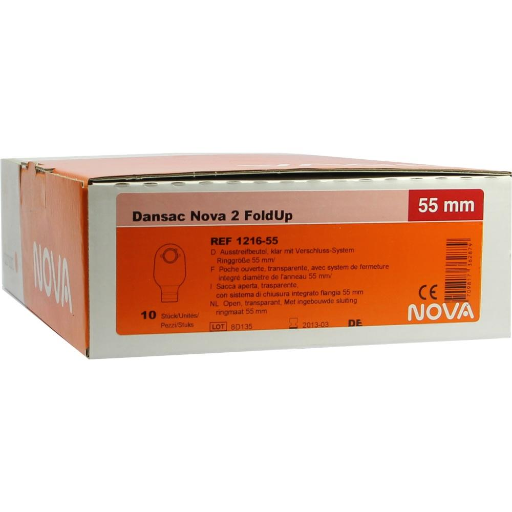 DANSAC Nova 2 FoldUp Ausstr.B.2t.stand.RR55 tra.