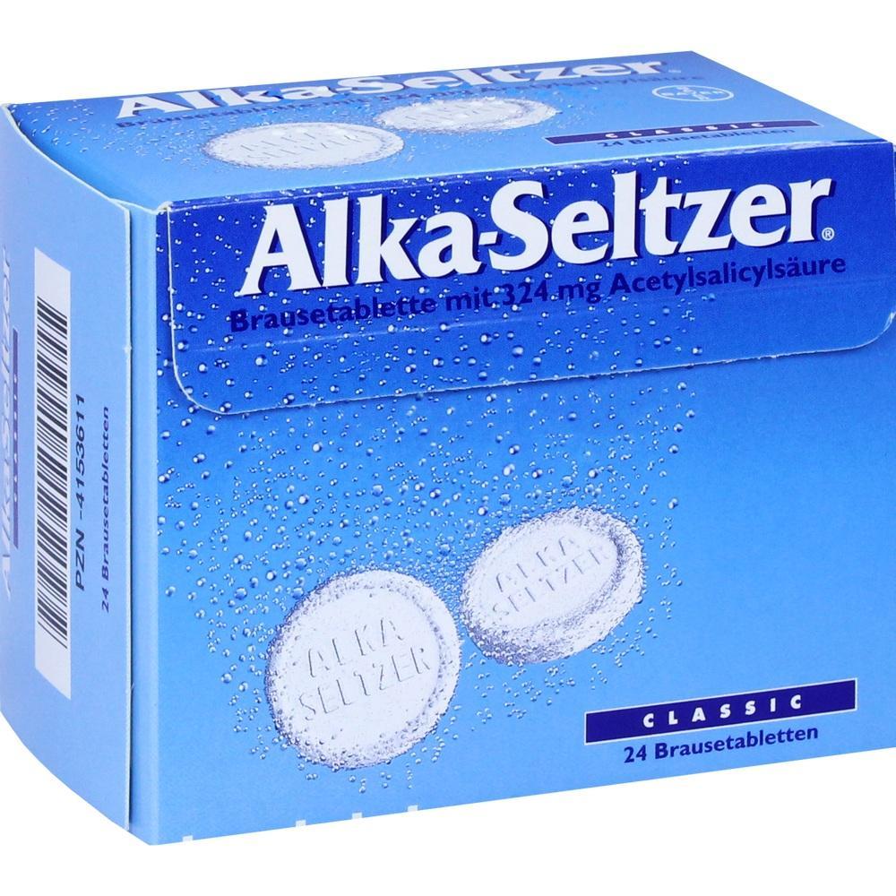 04153611, ALKA-SELTZER Classic, 24 ST