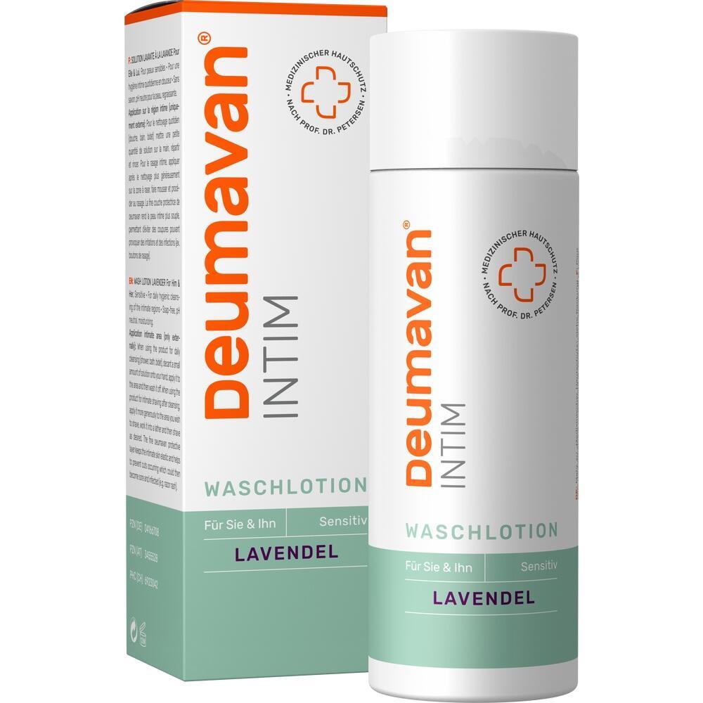 04166708, Deumavan Waschlotion-sensitiv, 200 ML
