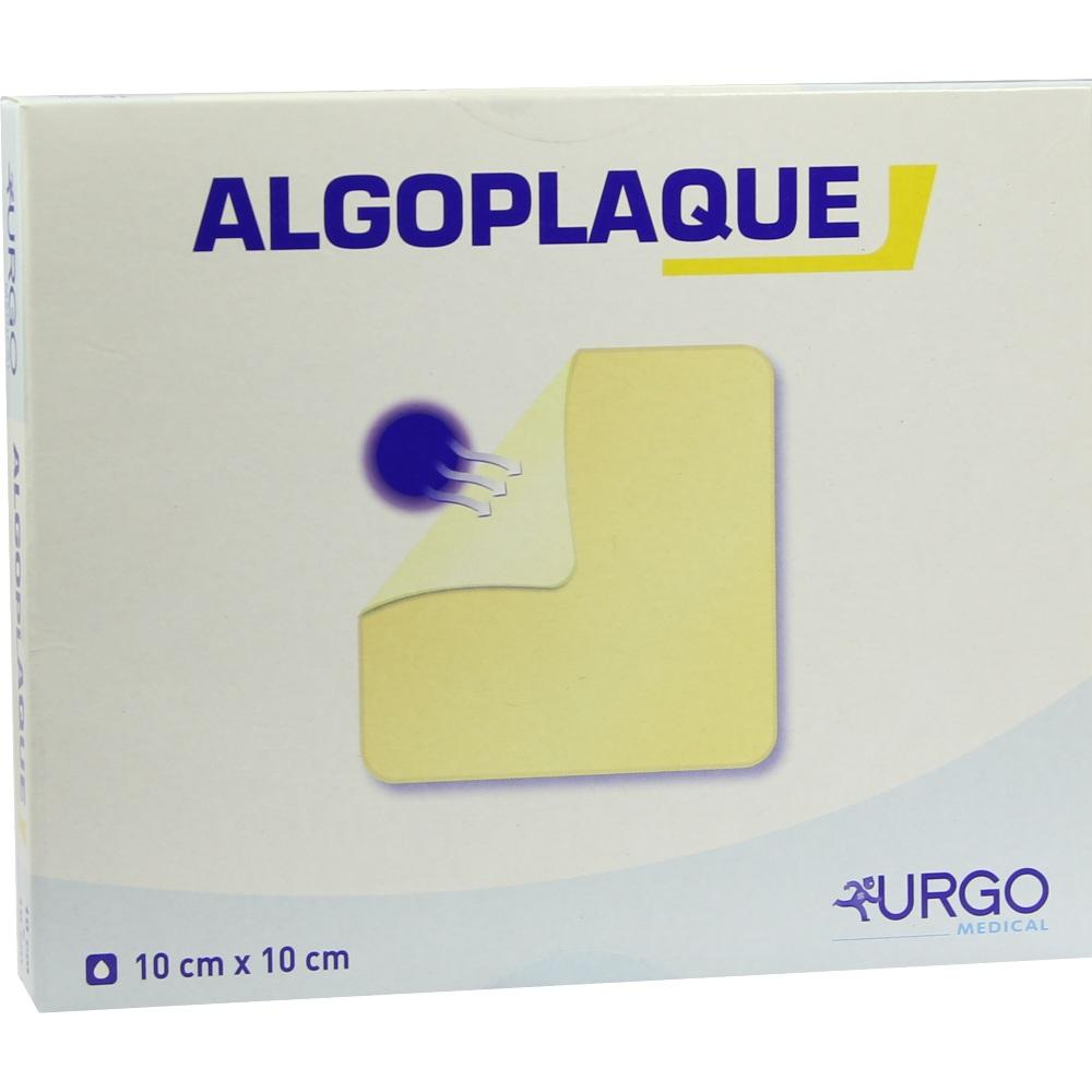 ALGOPLAQUE 10x10 cm flexib.Hydrokolloidverb.