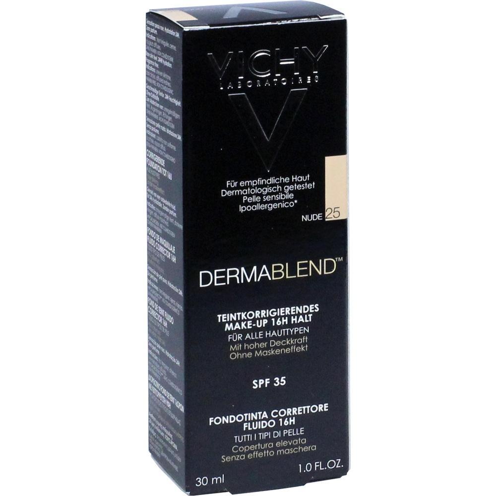 04181553, VICHY DERMABLEND MAKE-UP 25, 30 ML