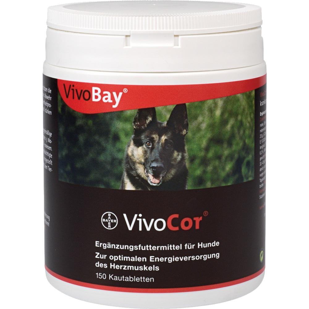 04188331, VivoBay VivoCor Hund vet, 150 ST
