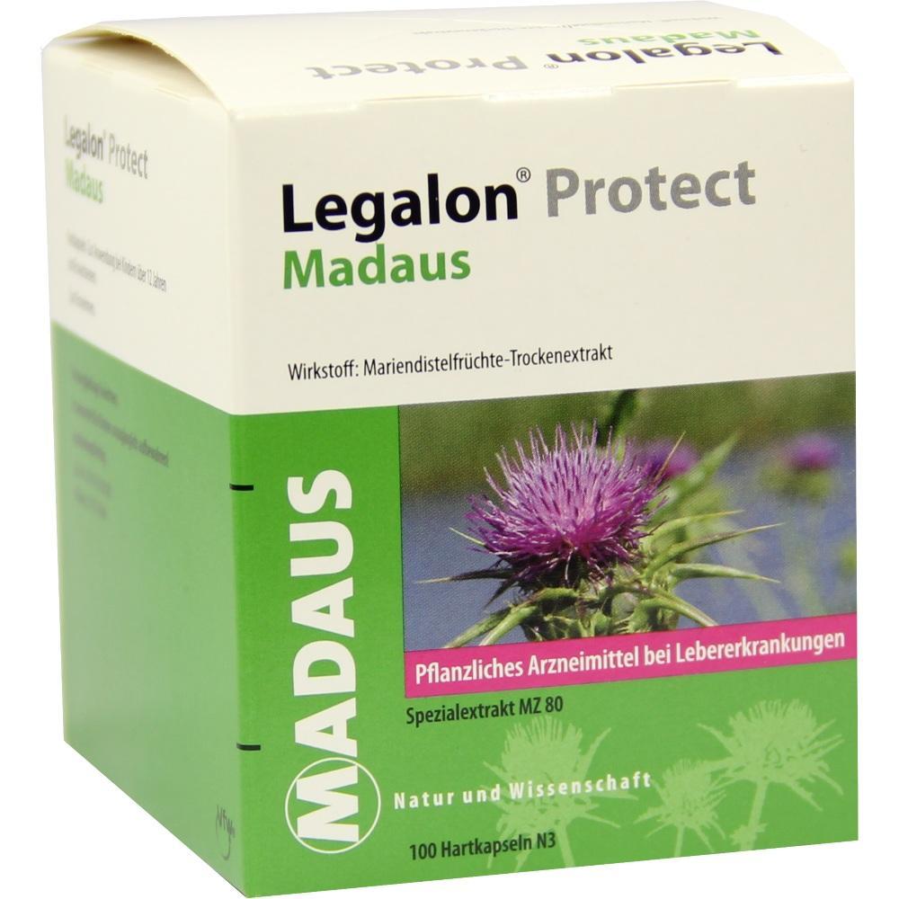 04192953, Legalon Protect Madaus, 100 ST