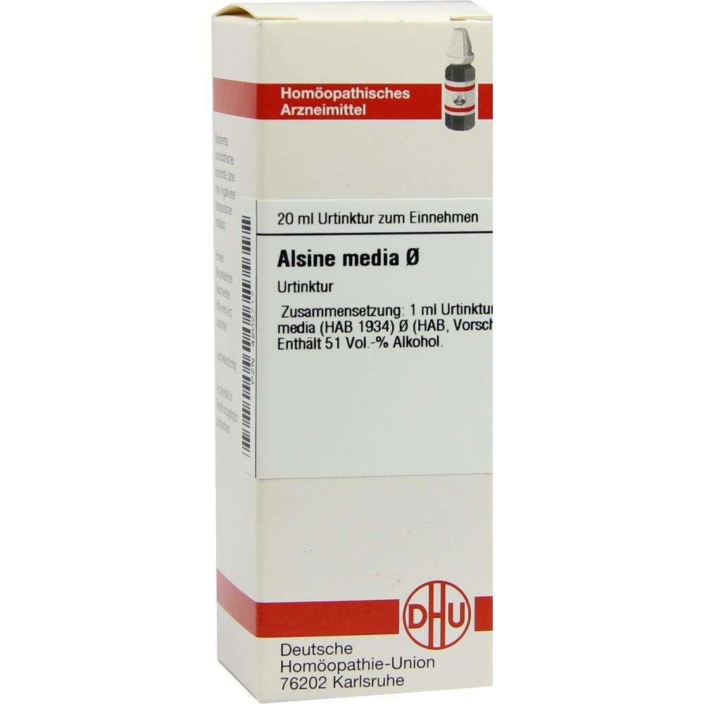 ALSINE media Urtinktur