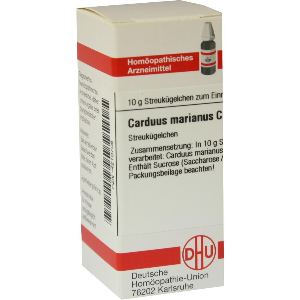 CARDUUS MARIANUS C 30 Globuli