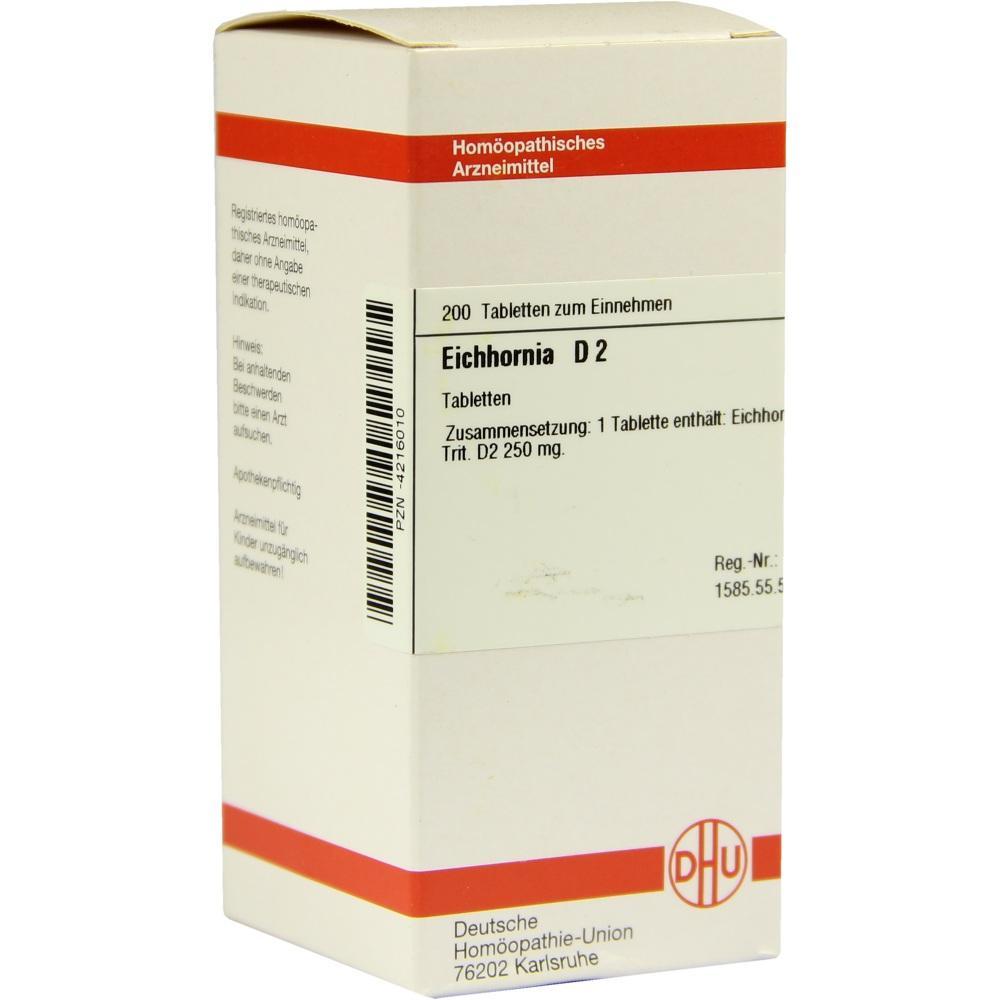 EICHHORNIA D 2 Tabletten