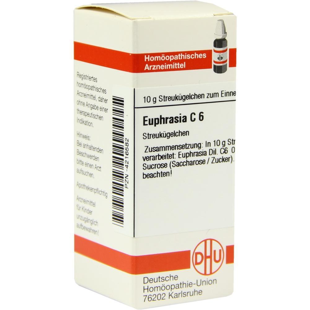 EUPHRASIA C 6 Globuli