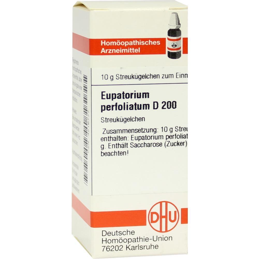 EUPATORIUM PERFOLIATUM D 200 Globuli