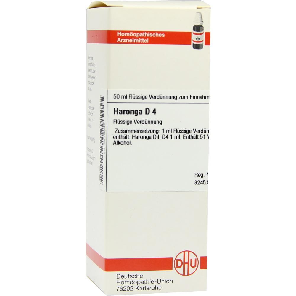 HARONGA D 4 Dilution