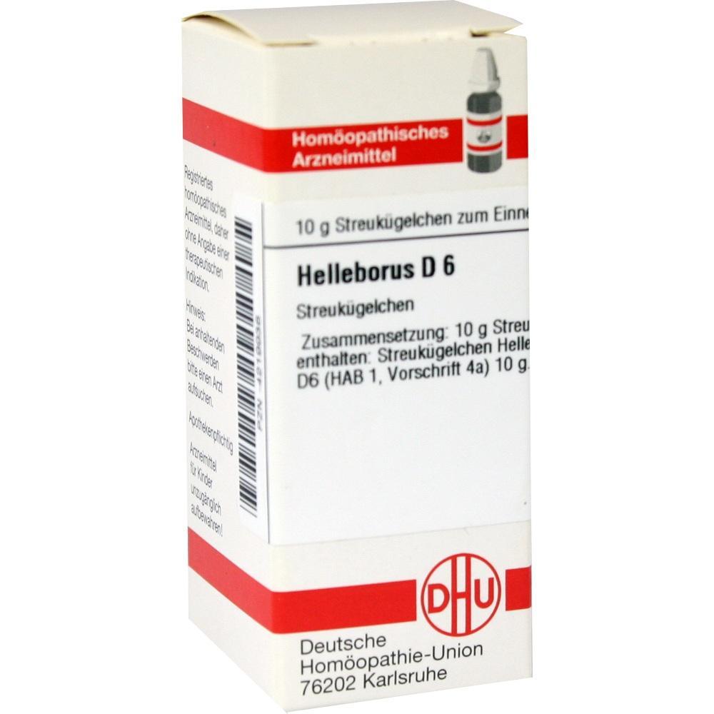 HELLEBORUS D 6 Globuli