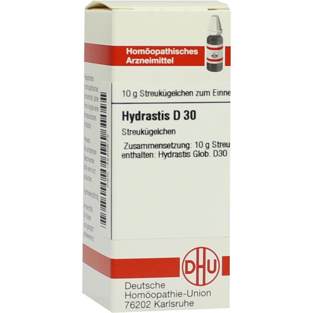 HYDRASTIS D 30 Globuli