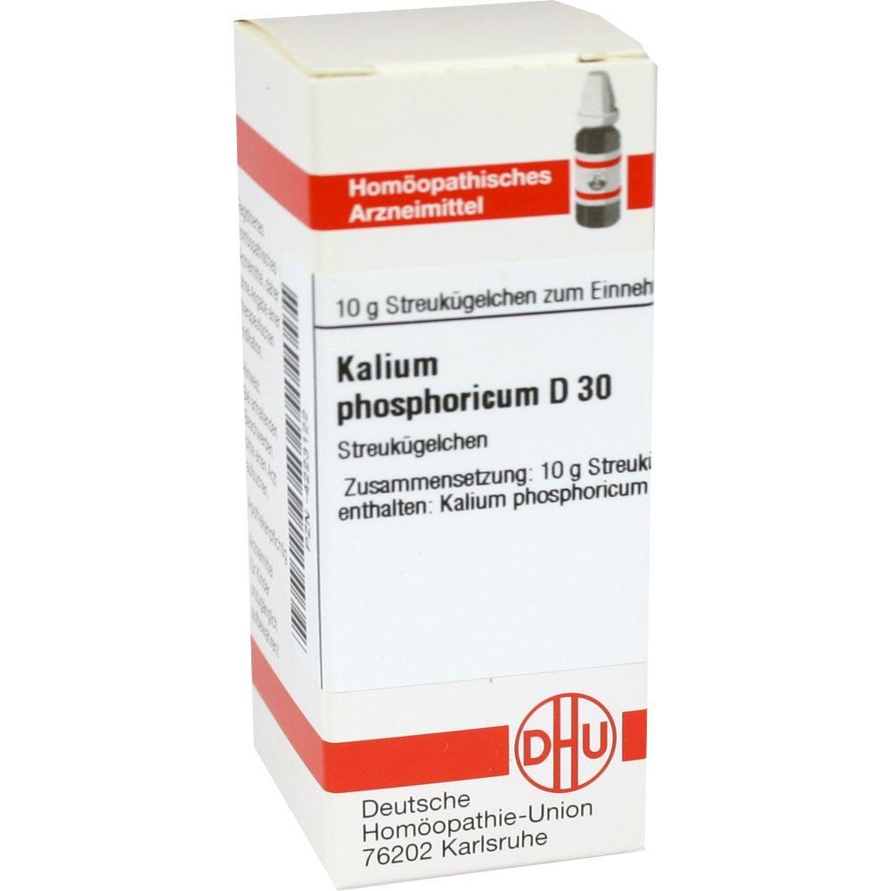 KALIUM PHOSPHORICUM D 30 Globuli