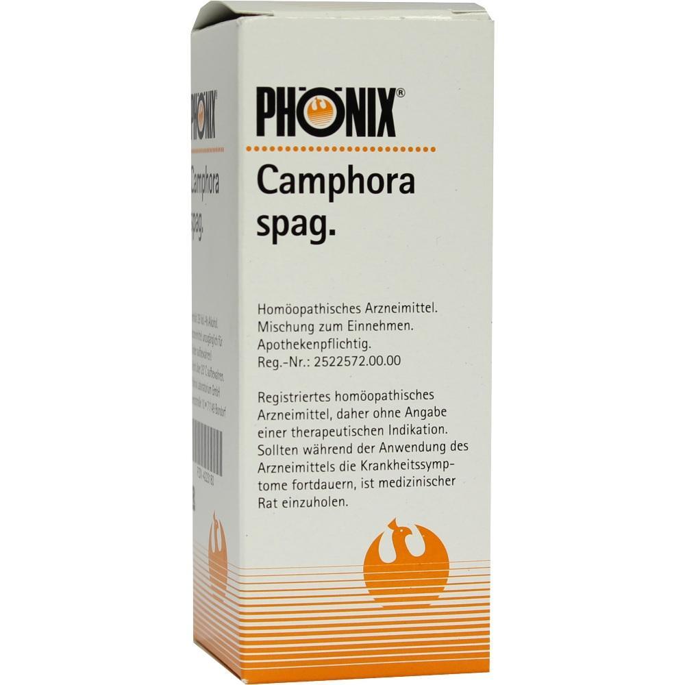 04223180, PHÖNIX Camphora spag., 50 ML