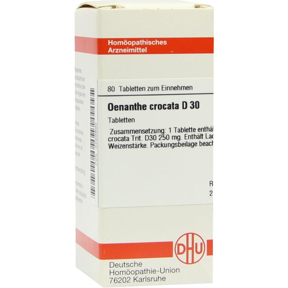 OENANTHE CROCATA D 30 Tabletten