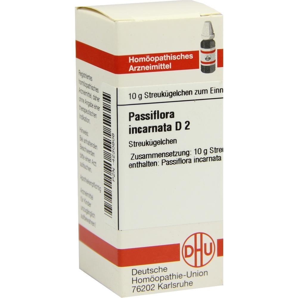 PASSIFLORA INCARNATA D 2 Globuli