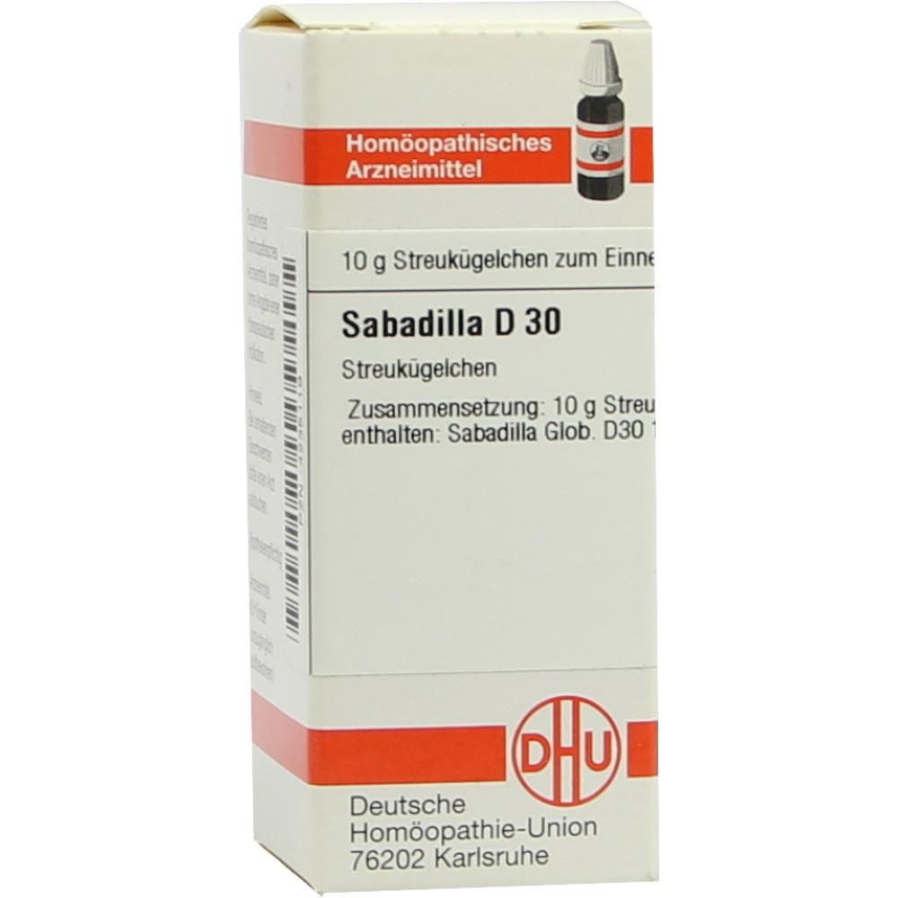 SABADILLA D 30 Globuli