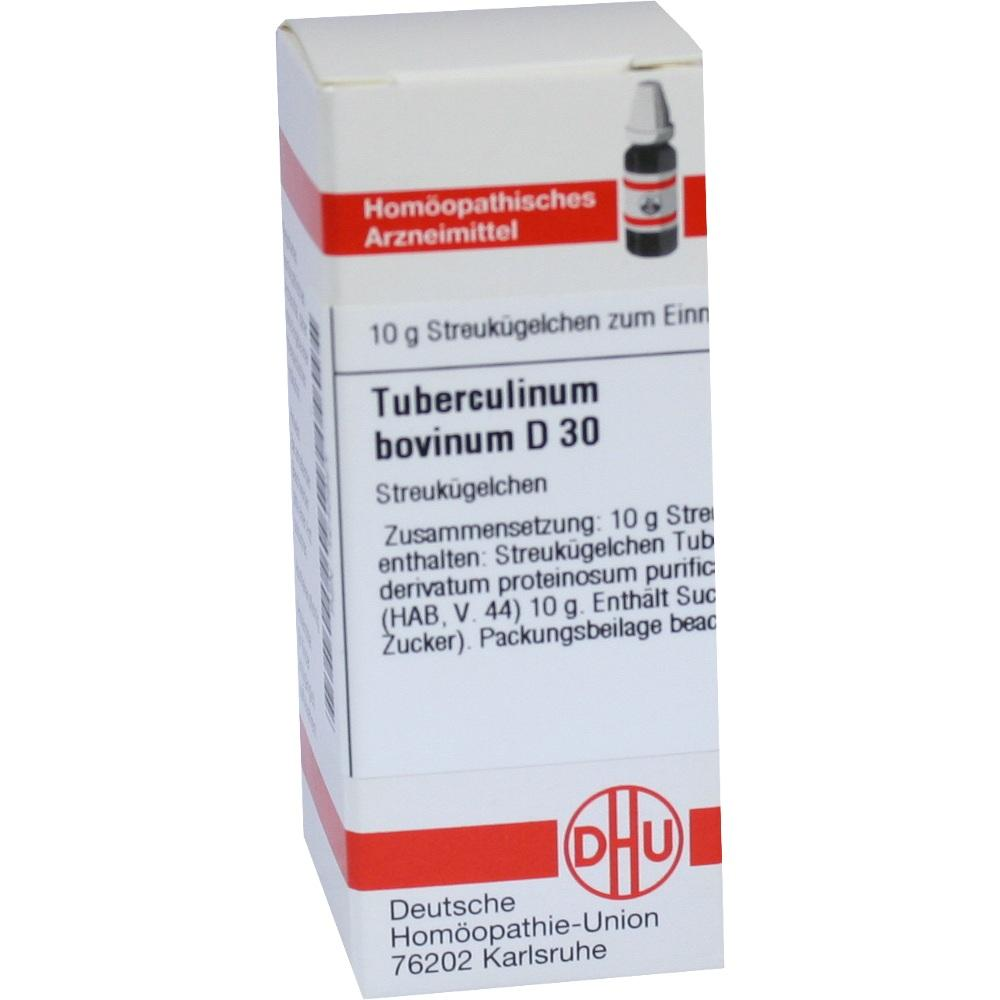 TUBERCULINUM BOVINUM D 30 Globuli