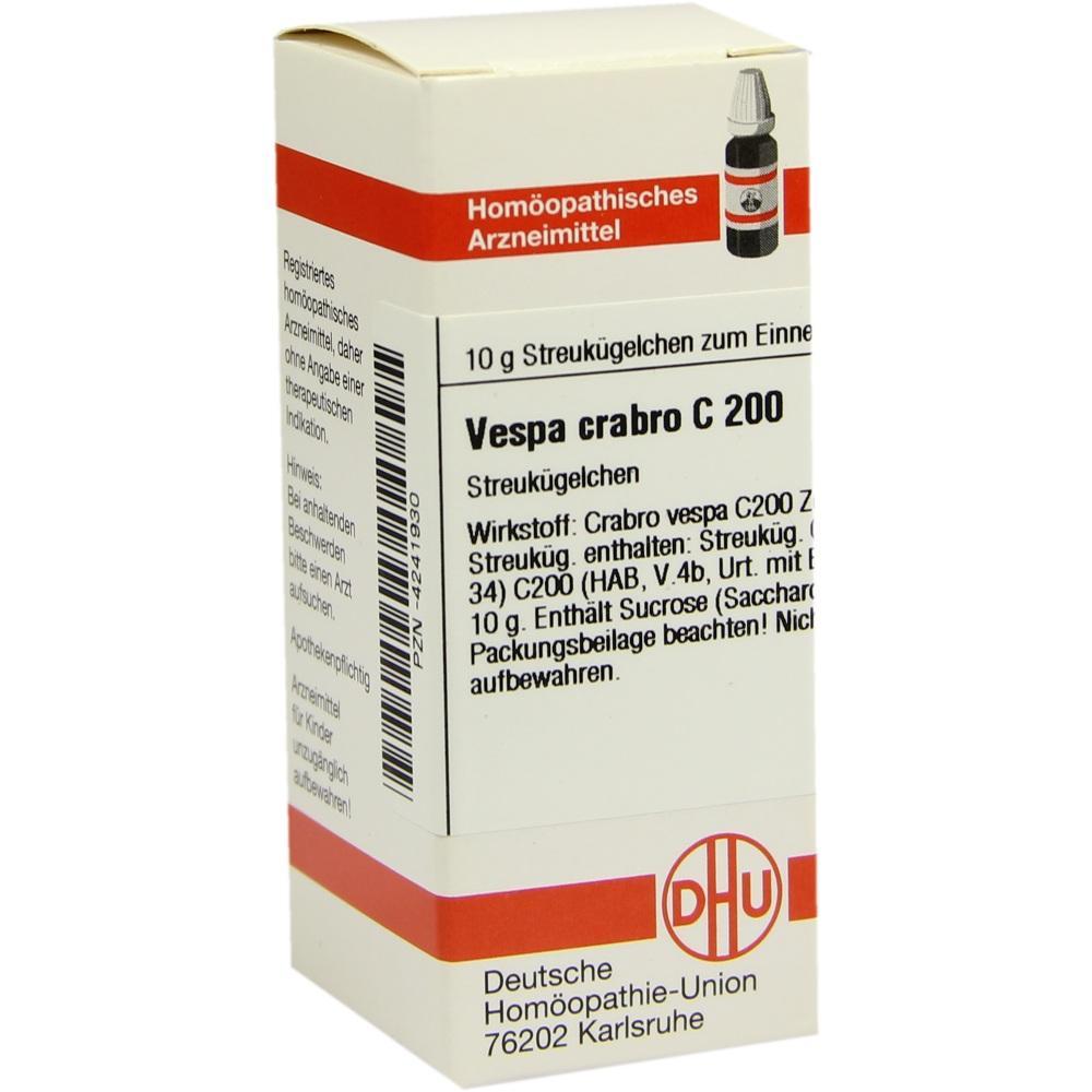 VESPA CRABRO C 200 Globuli