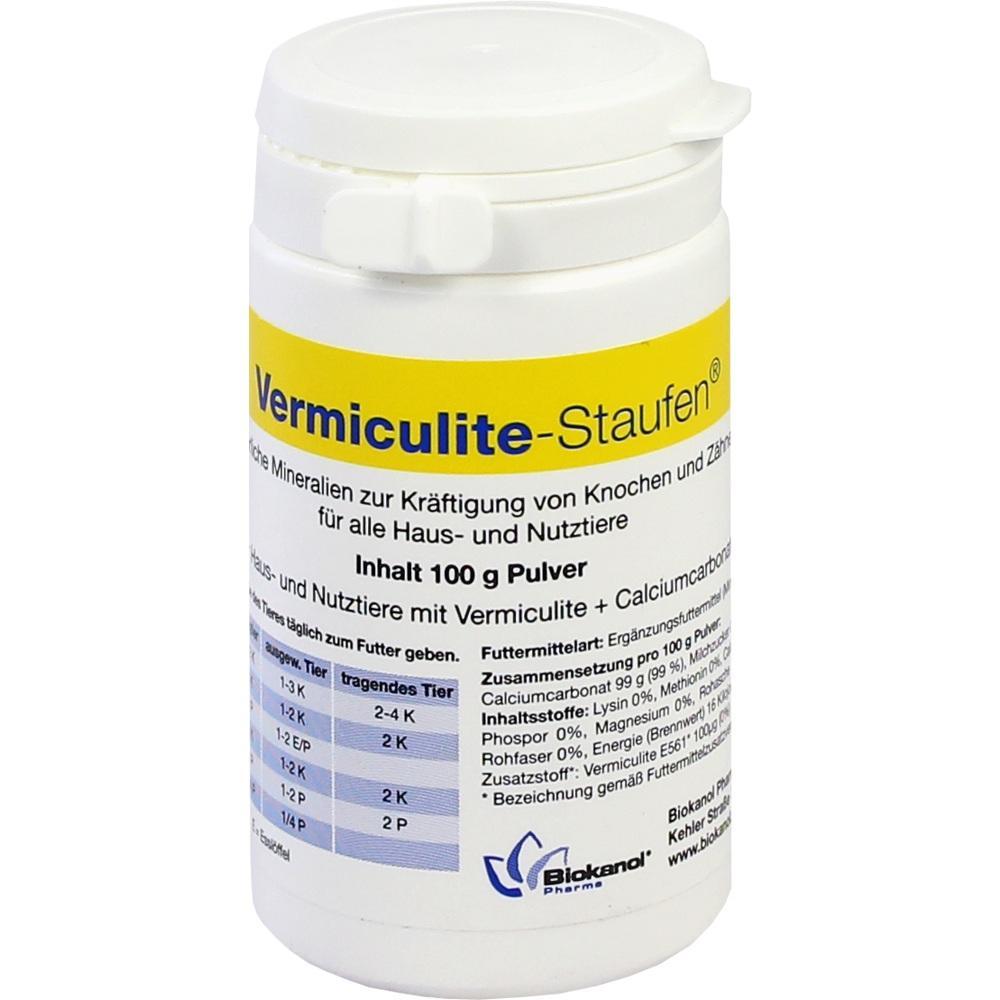 04254482, Vermiculite- Staufen vet., 100 G