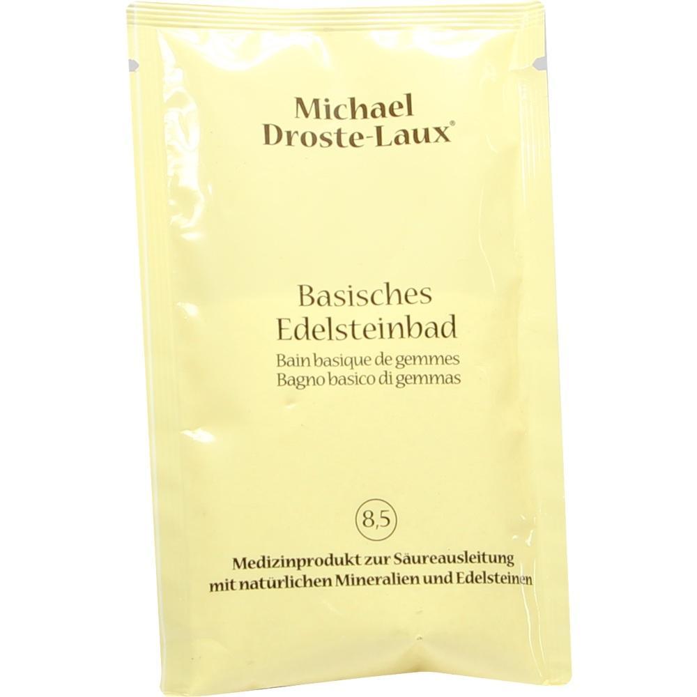 DROSTE-LAUX GmbH & Co .KG DROSTE-Laux Edelsteinbad basisch sachet 04258770