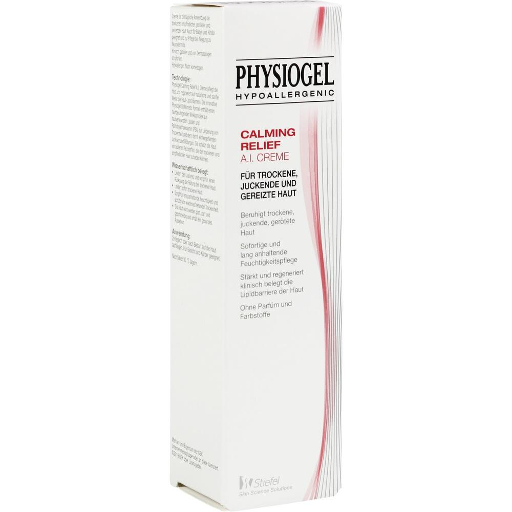 04357489, Physiogel Calming Relief A.I.Creme, 50 ML