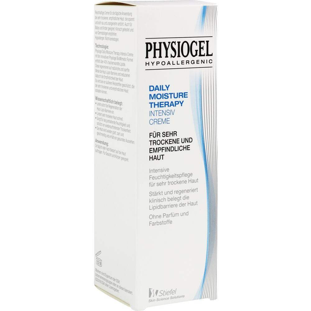 04361120, Physiogel Daily Moisture Therapy Intensiv Creme, 100 ML