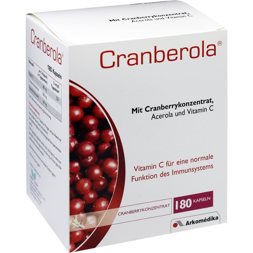 04362349, Cranberola, 180 ST