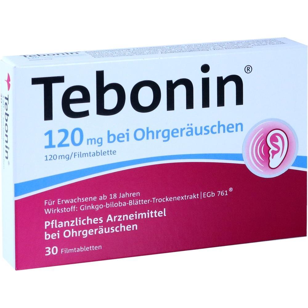 04369216, Tebonin 120 mg bei Ohrgeräuschen, 30 ST