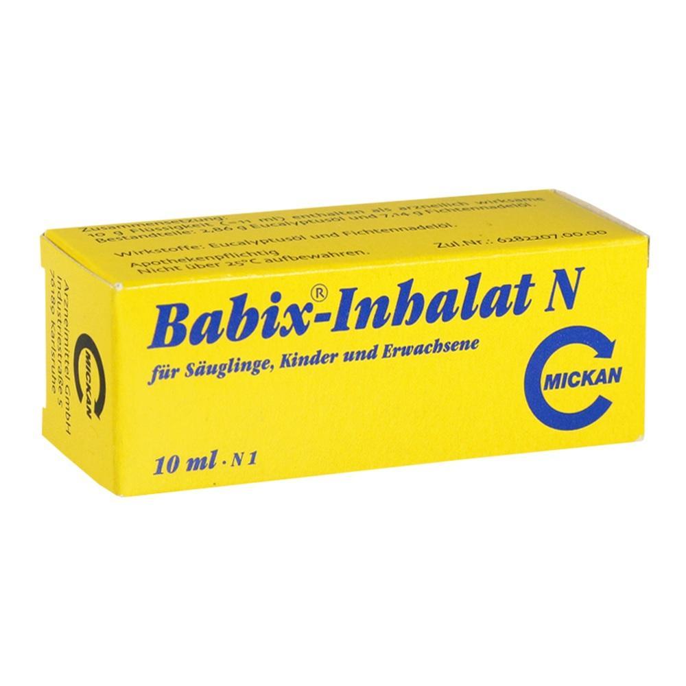 04459669, Babix-Inhalat N, 10 ML
