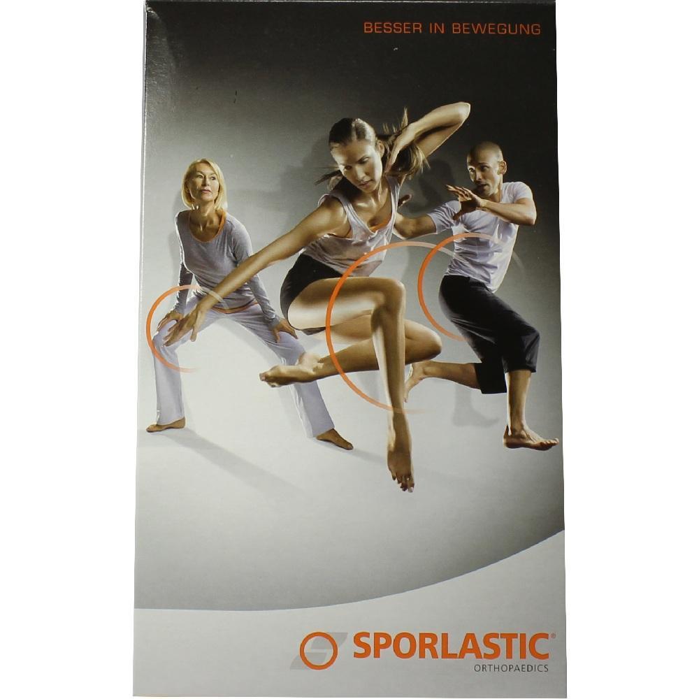 Sporlastic GmbH OLECRANON Ellbogenbandage Gr.L schwarz 07235 04473422