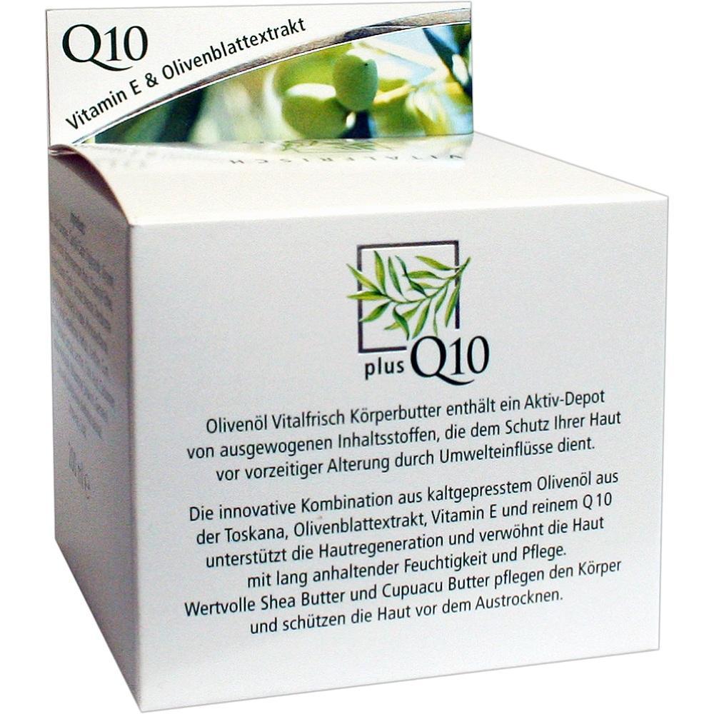 04524533, Olivenöl vitalfrisch Körperbutter, 200 ML