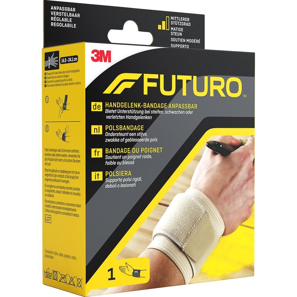 04536387, Futuro Handgelenk Bandage alle Größen, 1 ST
