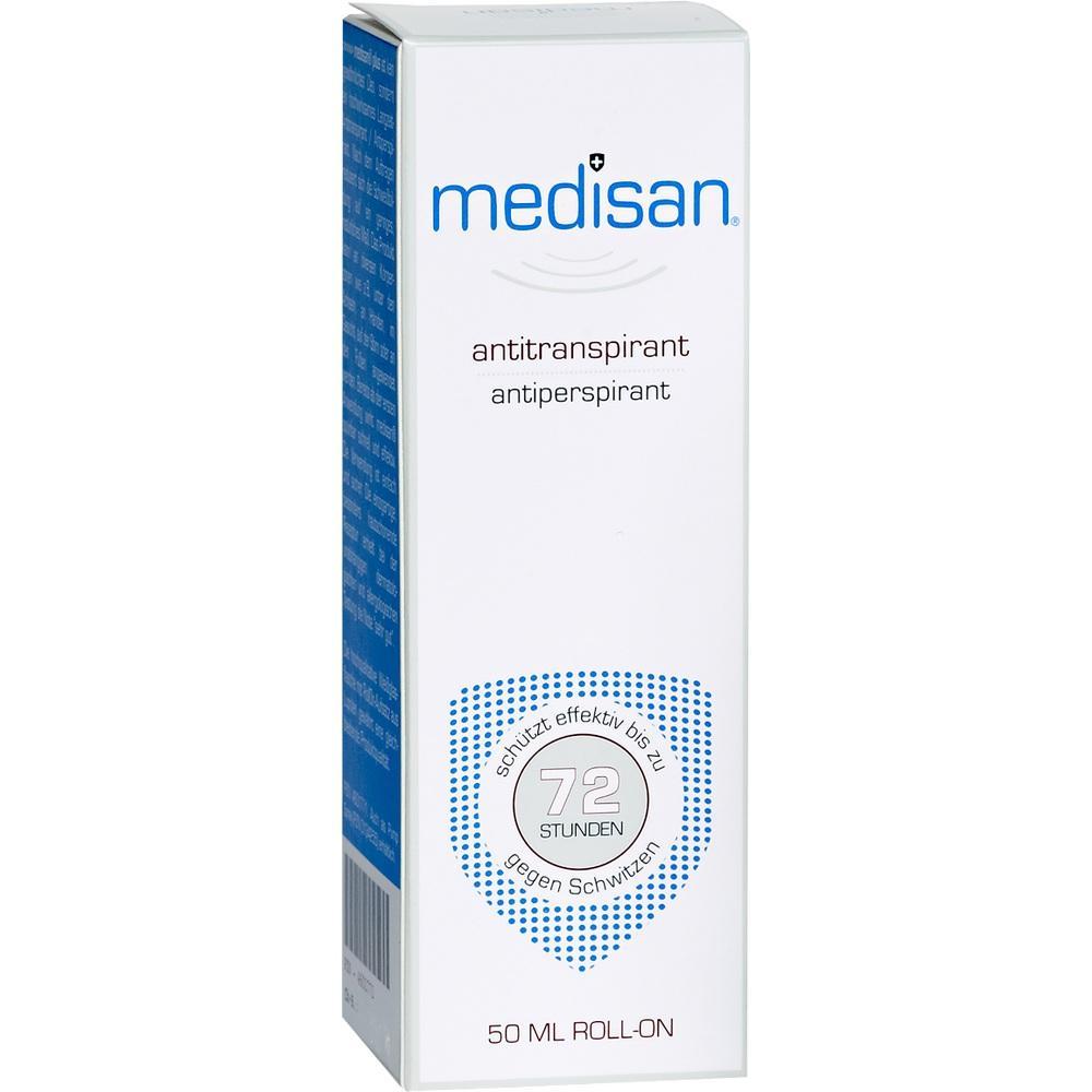 04601771, Medisan Plus Antitranspirant Roll-on, 50 ML