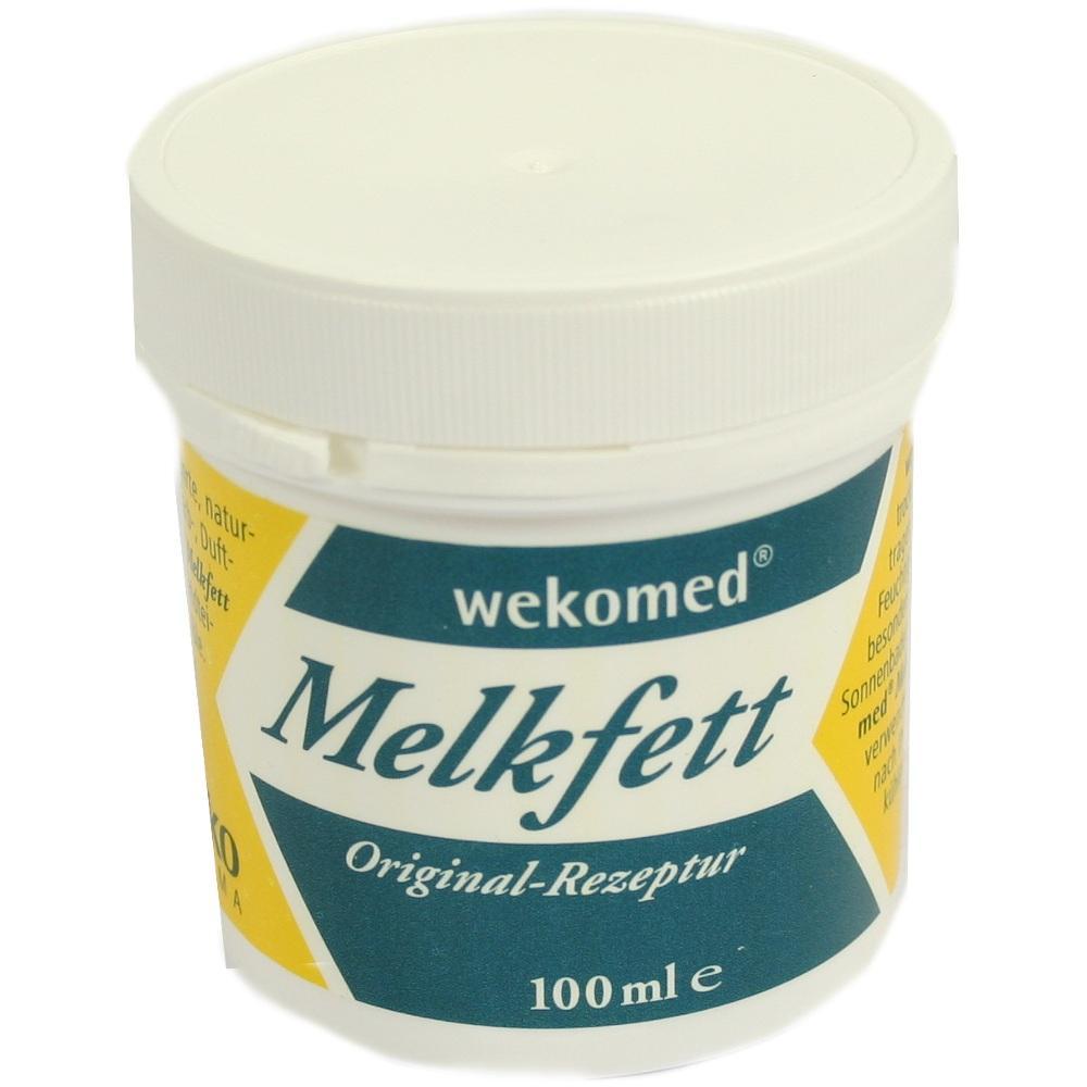 Weko-Pharma GmbH WEKOMED Melkfett 04605390