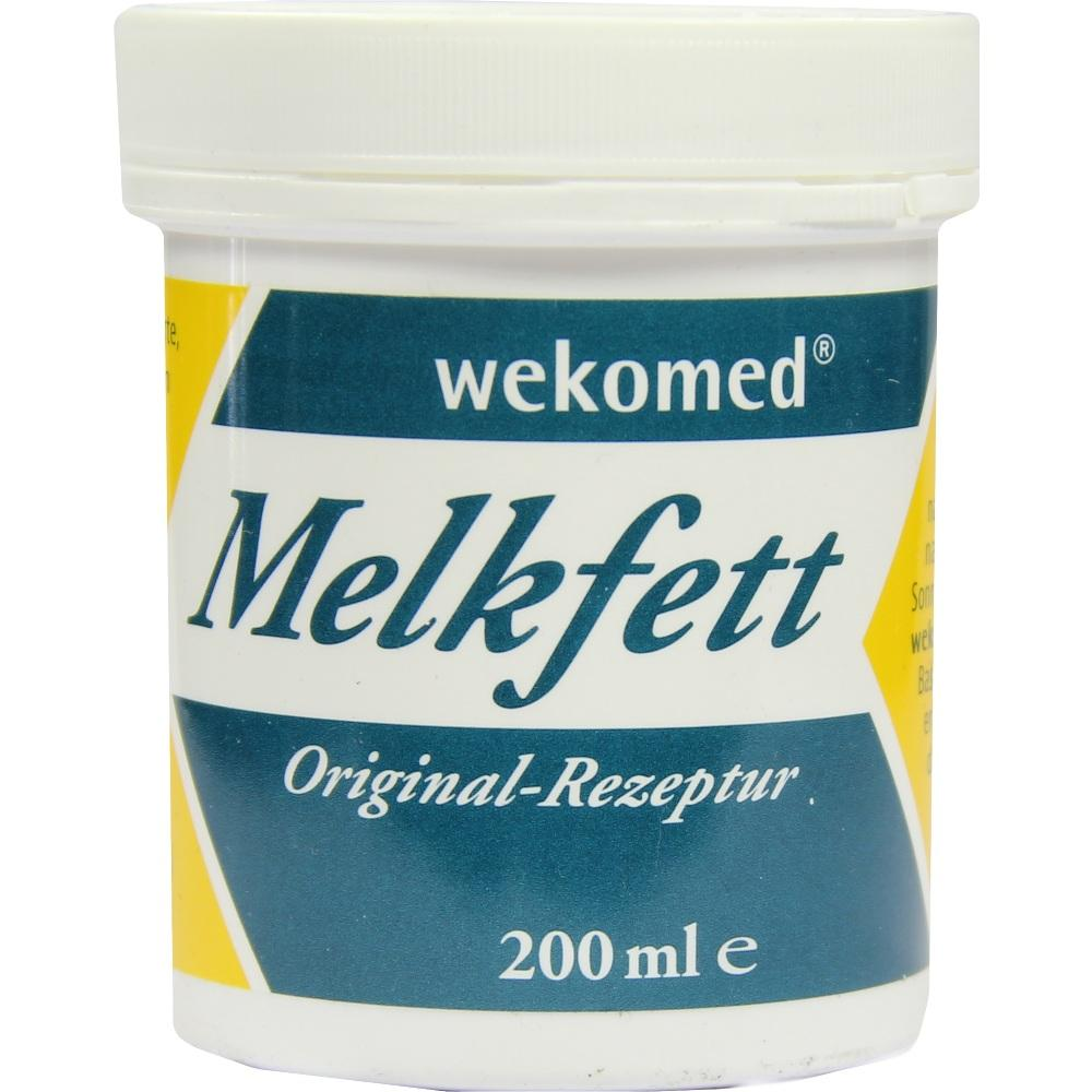 Weko-Pharma GmbH WEKOMED Melkfett 04605409