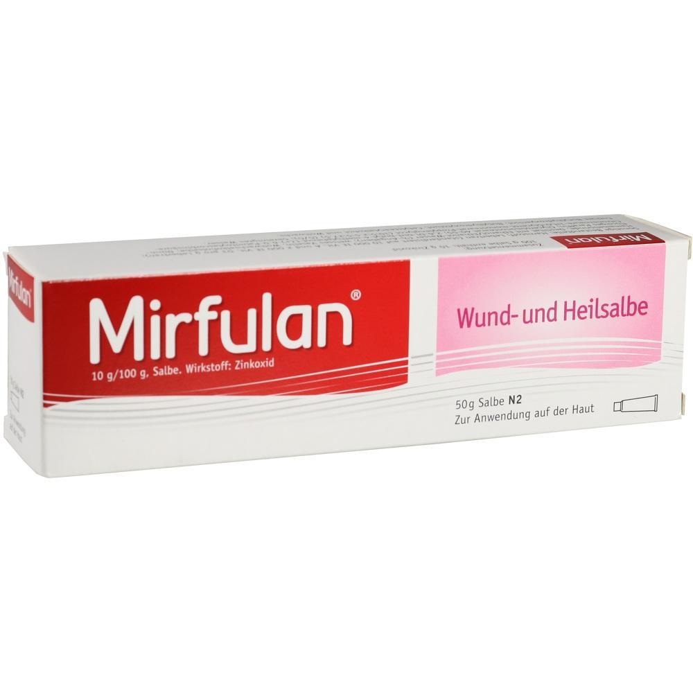 04613194, MIRFULAN WUND HEILSALBE, 50 G