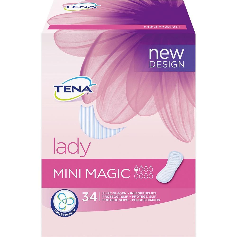 04636321, TENA Lady Mini Magic, 34 ST
