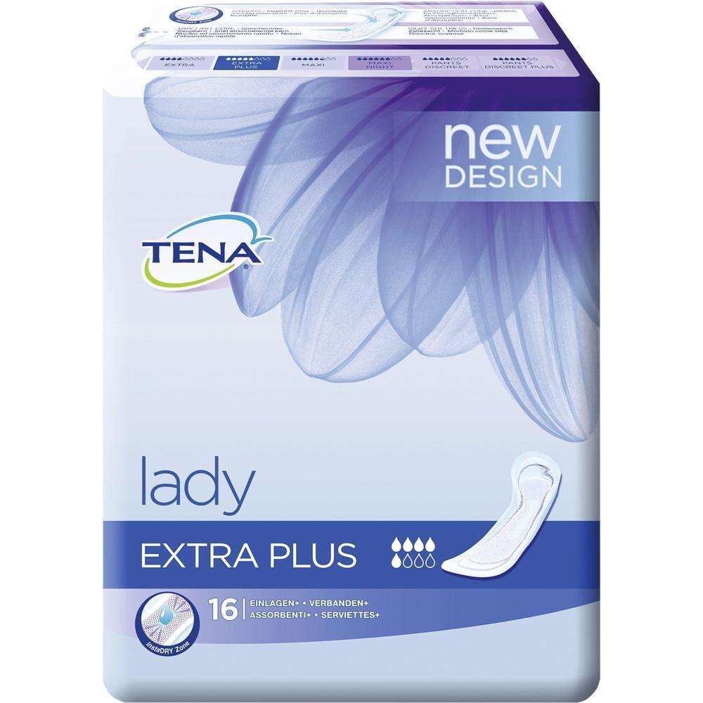 04649393, TENA Lady Extra Plus, 16 ST