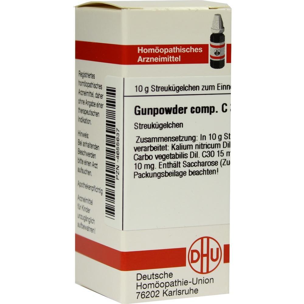GUNPOWDER comp.C 30 Globuli