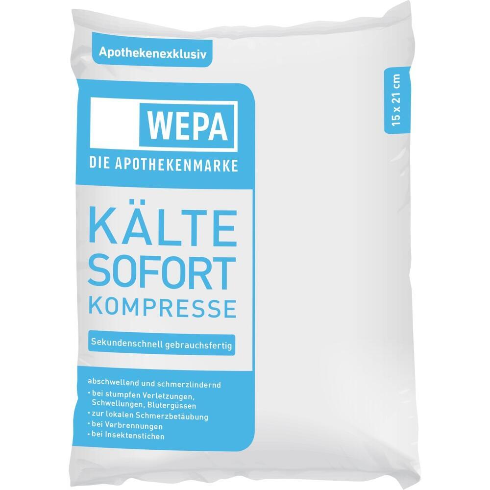 04665340, Kälte-Sofort-Kompresse 15x21cm, 1 ST