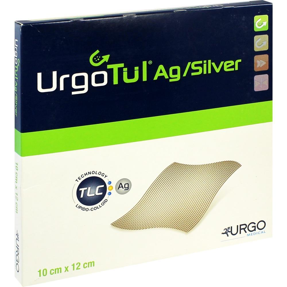 URGOTÜL Silver 10x12 cm Wundgaze