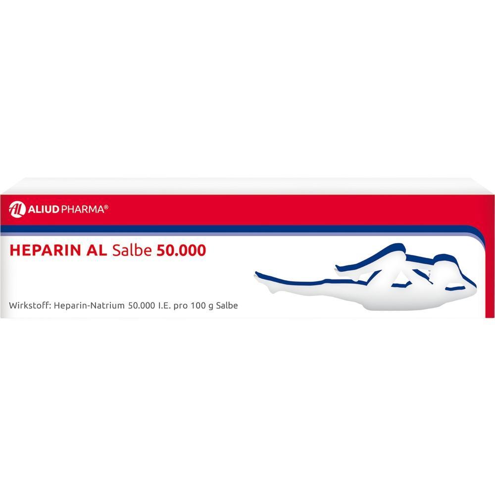 04668350, HEPARIN AL SALBE 50000, 100 G