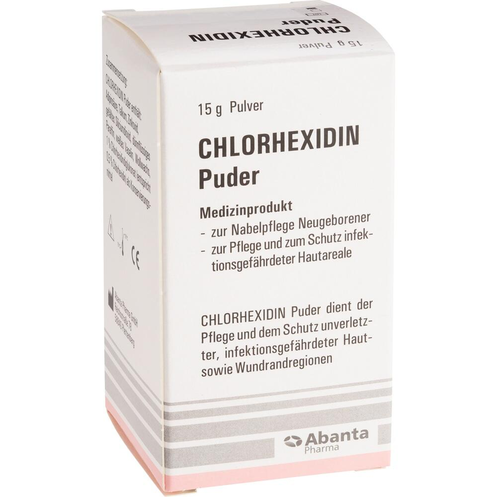 04701478, Chlorhexidin Puder, 15 G