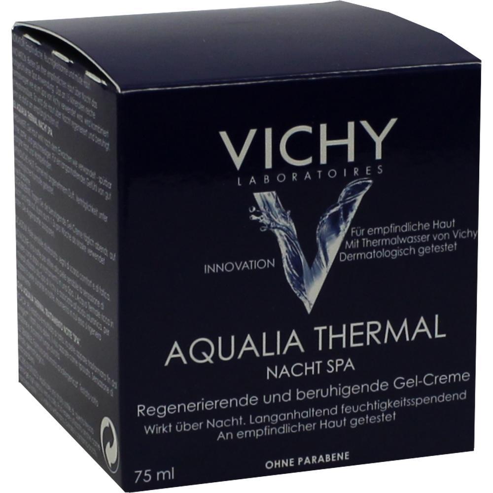 04706955, Vichy Aqualia Thermal Nacht Spa, 75 ML